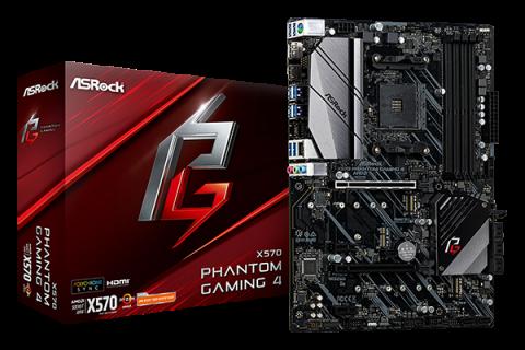 ASRock X570 phantom Gaming 4 BIOS Sorunları